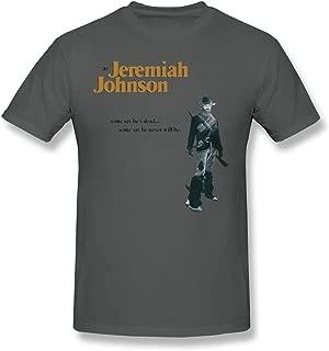 PAYYAND Men's Jeremiah Johnson T-shirt