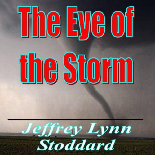 The Eye of the Storm audiobook cover art
