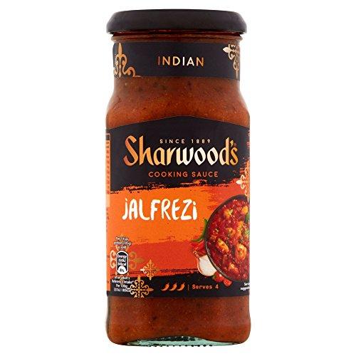 Sharwood's Cooking Sauce Jalfresi hot 420g - indische Kochsoße