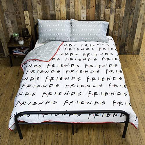 Bettbezugloses Bettwäsche-Set, waschbar, 10,5 Tog, wendbar, bedruckt, waschbar, perfekt für Gästezimmer, Übernachtungen und Übernachtungen, Freunde, Doppelbett, 10,5 Tog