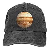 Cap Jupiter The Nine Planets Solar System Saturn Roland Jupiter Bdafeb Unisex Cowboy Hat Adjustable Back Button Hat