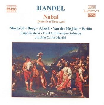 HANDEL: Nabal