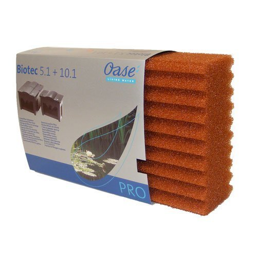 OASE BioSmart Series Filter Foam RED
