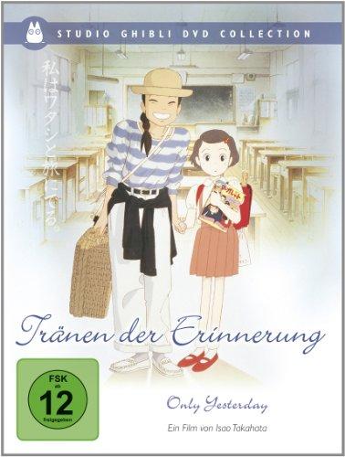 Tränen der Erinnerung - Only Yesterday (Studio Ghibli DVD Collection) [Special Edition] [2 DVDs]