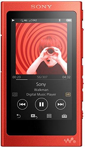 Sony NWA35 - Reproductor de audio Walkman (16 GB, Hi-res audio, DSD, DSEE HX, S-Master HX, NFC, Noise Cancelling digital, 45 horas de reproducción de música)
