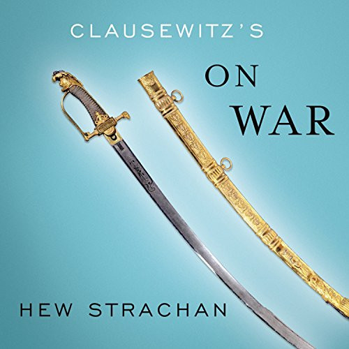 Clausewitz's 'On War' audiobook cover art