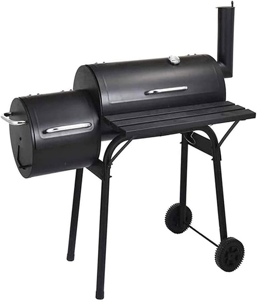ZQYYUNDING Charcoal Barrel Grill depot with Event Super sale Gath Large Cover for