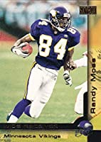 2000 SkyBox Minnesota Vikings Team Set with Randy Moss & Cris Carter - 7 Cards