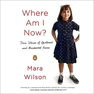 Where Am I Now? audiobook cover art