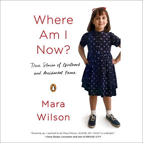 Where Am I Now? cover art