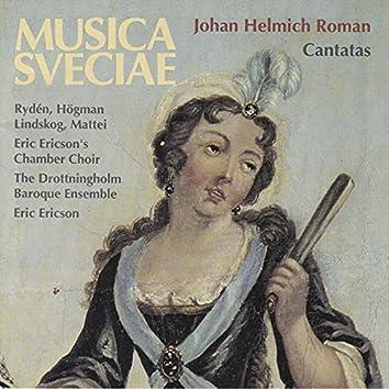 Johan Helmich Roman: Cantatas