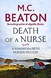 Death of a Nurse (Hamish Macbeth Book 31) (English Edition)