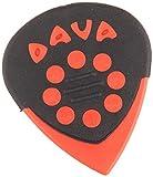 Dava Jazz Grip Delrin - Púas para guitarra (6 piezas, 9024)