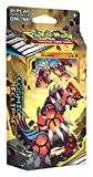Pokemon SM12 Cosmic Eclipse Theme Deck- Groudon, Multicolor, Model:728192511615