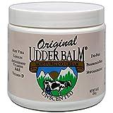 Unscented Original Udder Balm for Cracked Dry Skin