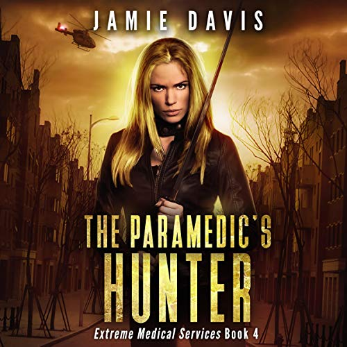 The Paramedic's Hunter audiobook cover art