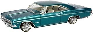 Revell-'66 Chevy Impala SS 396 2'N1 Modelo Kit de Montaje de plástico, Escala 1:25, Color sin barnizar (14497)