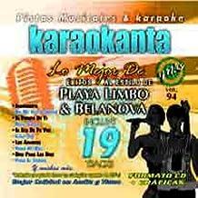 Karaokanta KAR-8094 - Playa Limbo & Belanova / Lo Mejor de...