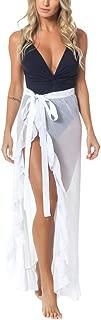 Best long white mesh skirt Reviews
