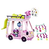 Hasbro Littlest Pet Shop B3806EU4 - Tierchenbus, Spielset -