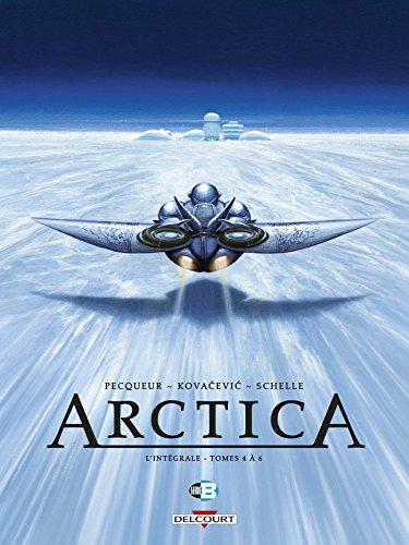 Arctica - Intégrale T04 à T06