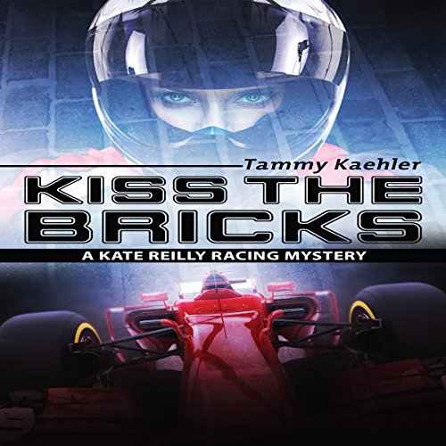 Kiss the Bricks audiobook cover art
