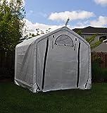 Dry Top 43006 Greenhouse Kit, 6'x6'x6' , White