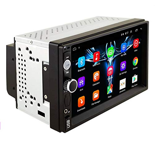 Multimedia Video Player Touchscreen Auto GPS Navigationssystem Radio Fit für N-issan H-yundai Kia T-oyata Ford S-uzuki Mitsubishi Bluetooth Wi-Fi / 4G AM/FM-Tuner,2g ram t