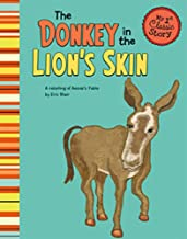 the donkey in lion's skin story