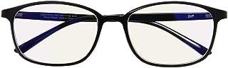 ウェリントン型 PCメガネ(度なし) Zoff PC ULTRA TYPE(ブルーライトカット率約50%) ゾフ PC 透明レンズ パソコン用メガネ PCめがね PC眼鏡 メンズ レディース おしゃれ【54□17-138】
