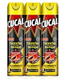 [Pack de 3] Cucal Aerosol Instant 400 ml