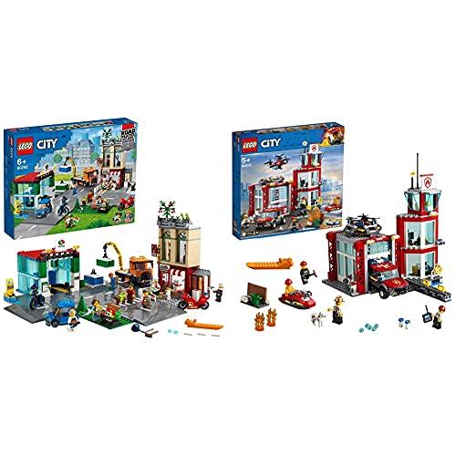 LEGO 60292 City Stadtzentrum Bauset mit...