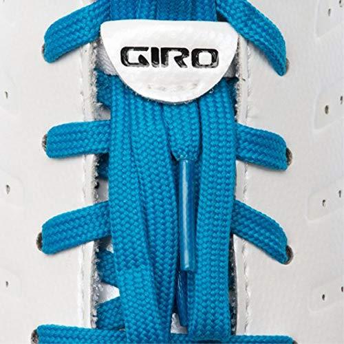Giro Empire Schnürsenkel, Unisex, für Erwachsene One Size Blau - Blue Jewel