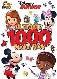 Disney Junior: Ultimate 1000 Sticker Book