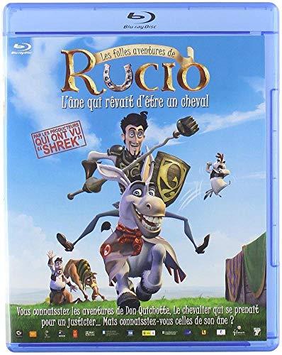Les Folles aventures de Rucio [Francia] [Blu-ray]