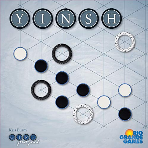 Rio Grande Games 224 - Yinsh