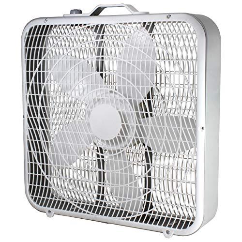 CCC Comfort Zone CZ200A 20 Inch Box Fan