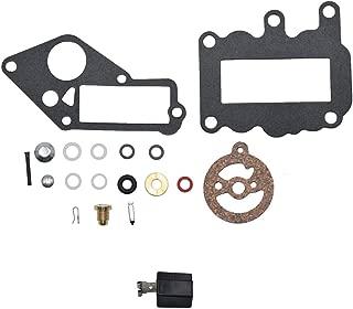 Karbay 382048 Carburetor Rebuild Kit for Johnson Evinrude Carb 9.5 hp 1964-1973 Carb Repair