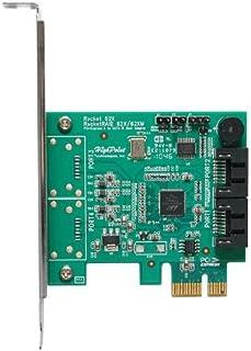 HighPoint RocketRAID 620 2 SATA Port PCI-Express 2.0 x1 SATA 6Gb/s RAID Controller