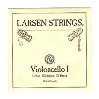 LARSEN STRINGS ( ラーセン ストリングス ) 弦 A スチール / クロムスチール巻 Cello ( チェロ ) 用