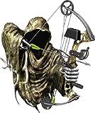 Backwoods Brand Bow Reaper Rear Window Decal 12'