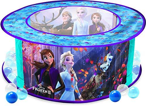 Piscina de Bolinhas Frozen 2, Lider Brinquedos
