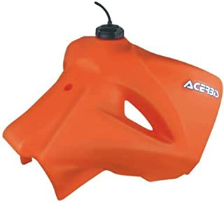 Acerbis Fuel Tank (No California) 6.6 Gallon Orange - Fits: KTM 125 SX 2002-2006 (No California Shipping)