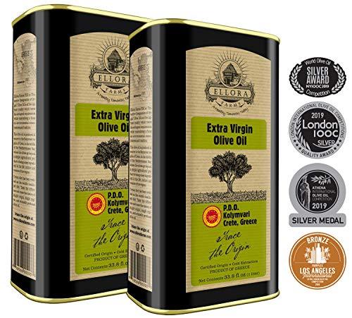 Ellora Farms   Global Award Winner   Single Estate Traceable Extra Virgin Olive Oil   Cold Pressed  ...