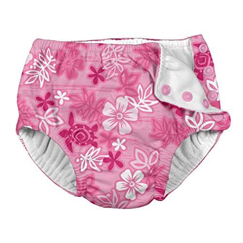 Fraldinha De Banho Calcinha Iplay Havai Pink M