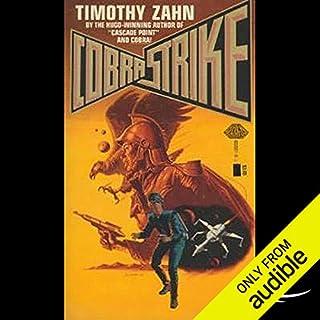Cobra Strike audiobook cover art