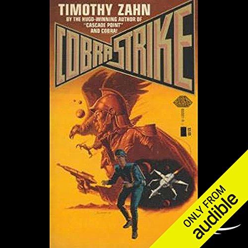 Cobra Strike cover art