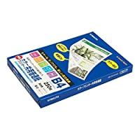 キョクトウ コピー用紙 カラープリンター共用普通紙 B4 OFRHP004B4 250枚