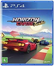 Horizon Chase Turbo - PS4 - Region Free (Brazil Import)