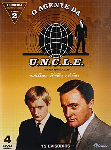 O Agente da U.N.C.L.E. 3ª Temporada 2º Volume